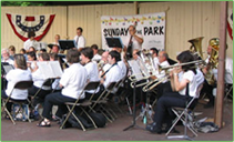 PCB Plays at Sunday in the Park